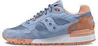 """Оригинальные кроссовки Saucony Shadow 5000 """"Blue/Orange"""" S60033-105"""