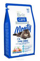 Brit Care Cat Monty Indoor для Кошек, Живущих в Помещении 2 кг