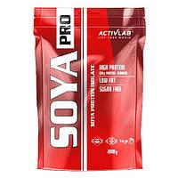 Протеин Activlab Soya Pro, 2 кг Клубника - ПОВРЕЖДЕННЫЙ