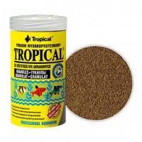 Tropical GRANULAT гранулы с высоким содержанием белка для всех видов рыб, 100мл