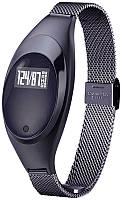 Фитнес-браслет UWatch Z18 Black