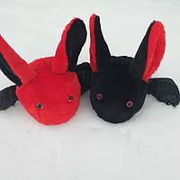 "Тапочки игрушки ""Мыши летучие ""."