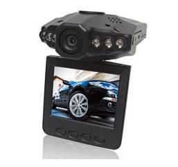 Автомобильный видеорегистратор DVR H-198 FK
