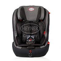 Детское автокресло HEYNER 798 110 MultiRelax AERO Fix Pantera Black 1-12 лет, 9-36 кг, категория 1-2-3
