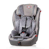 Детское автокресло HEYNER 798 120 MultiRelax AERO Fix Koala Grey 1-12 лет, 9-36 кг, категория 1-2-3