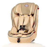 Детское автокресло HEYNER 798 150 MultiRelax AERO Fix Summer Beige 1-12 лет, 9-36 кг, категория 1-2-3
