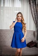 Легке симпатичне лялькове плаття з коротким рукавом Fox glove