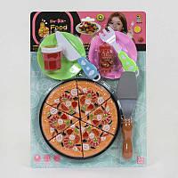 Набор продуктов Пицца 848-22 I 96 на липучках - 220472