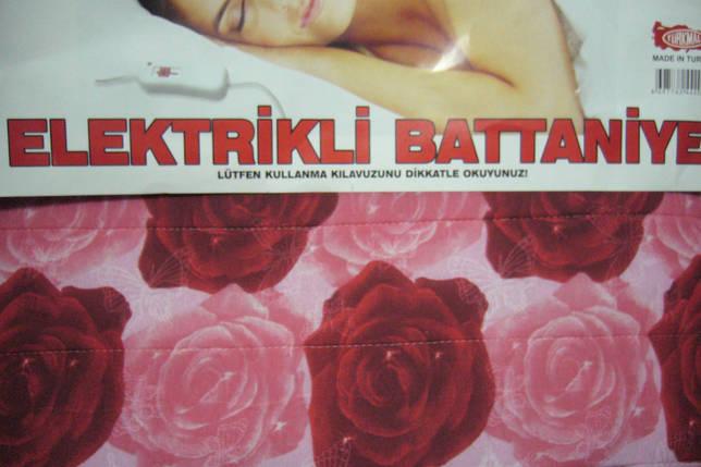 Электропростынь LUX 120x155 - Туреччина (Электропростынь) T-54456, фото 2