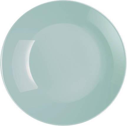 Тарілка супова 20 см Diwali Light Turquoise Luminarc P2019, фото 2