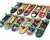 Игровой набор Фингерборд  96 мм мини скейт с запасными колесами, фото 6