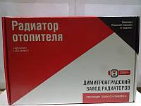Радиатор печки ВАЗ 2101-2107 алюминиевый  ДААЗ, фото 1