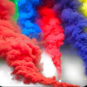 Цветные дымы и фальшфейеры оптом и в розницу