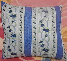 Силиконовая подушка от украинского производителя 50х50 см T-54782, фото 3