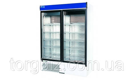 Шафа холодильна шафа Cold SW-1400 DP ASTANA