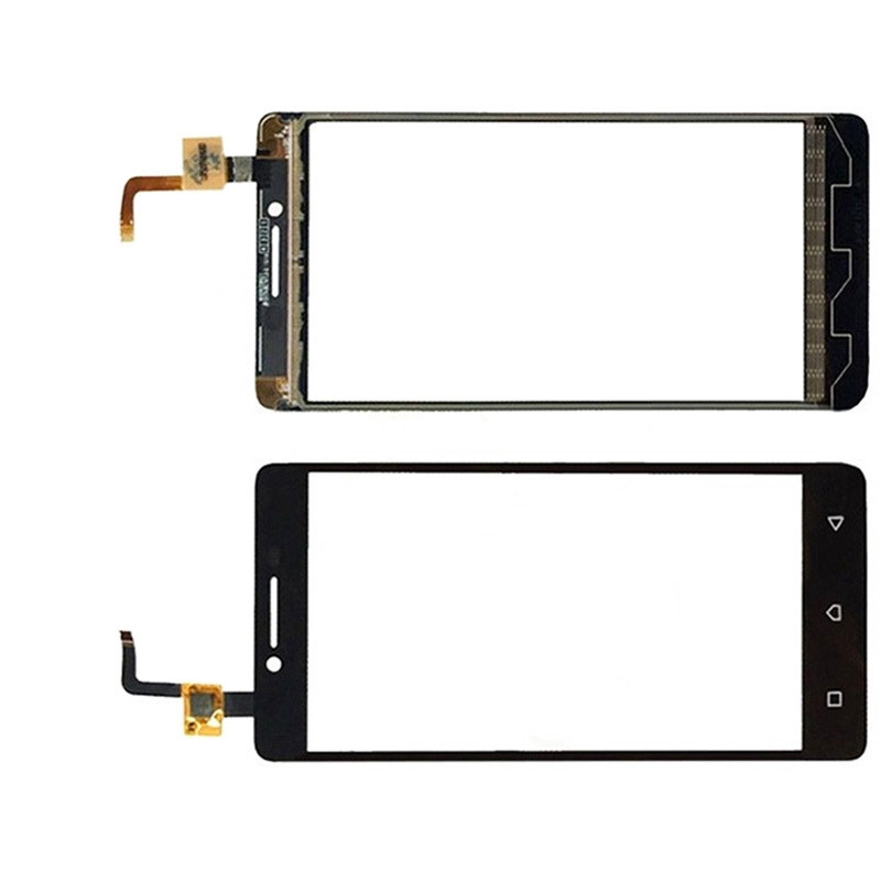 Сенсорний екран для смартфону Lenovo A6010 , тачскрін чорний