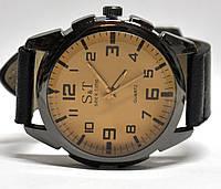 Часы мужские на ремне 950010