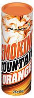 "Цветной Дым SMOKING FOUNTAIN ORANGE (5 шт., 30с, 45 мм) MA0509/O ""Drakon"" ZB-0013"