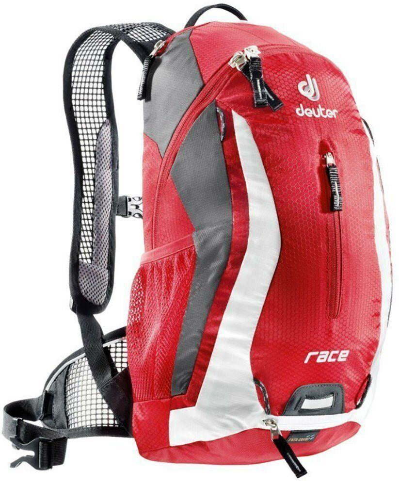 Велорюкзак Deuter Race fire-white (32113 5350)