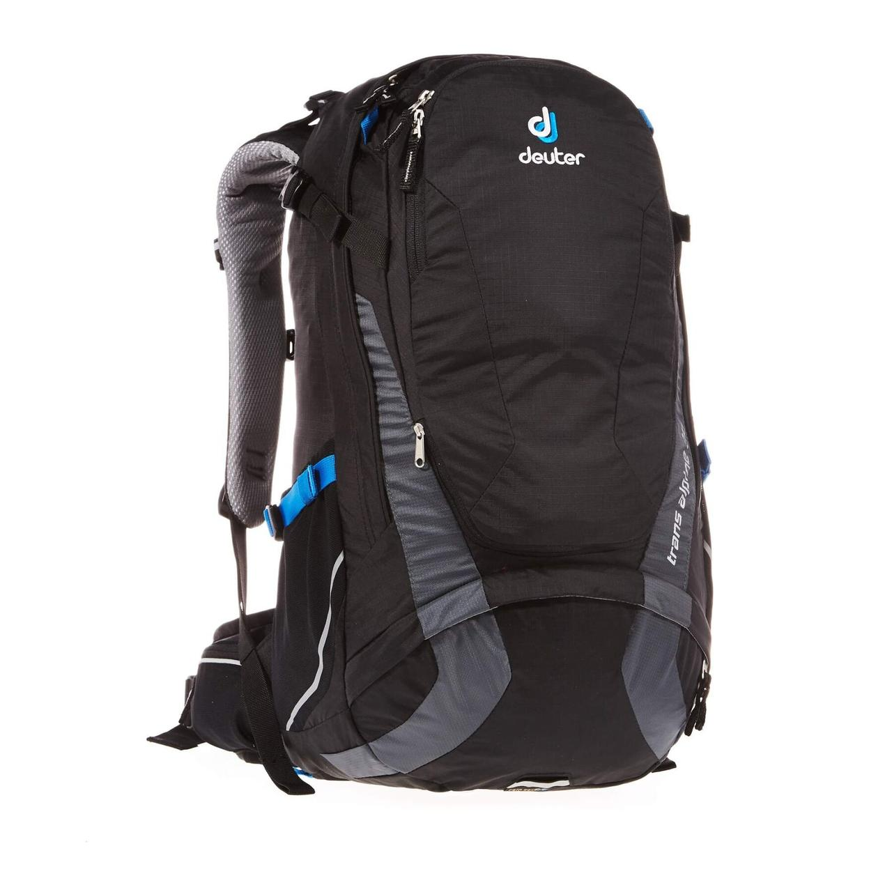 Велорюкзак Deuter Trans Alpine 30 black-graphite (3205217 7403)