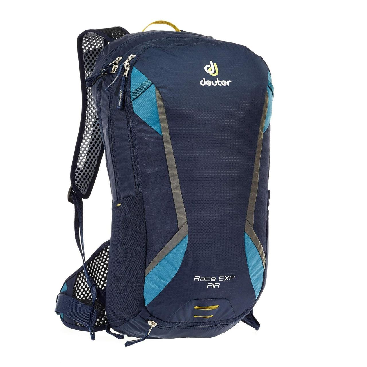 Велорюкзак Deuter Race EXP Air 14+3 navy-denim (3207318 3397)