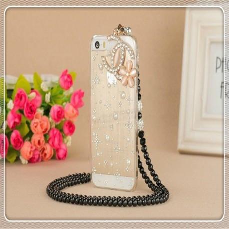 Пластиковая накладка Luxury для iPhone 5/5S N4