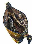 Джинсовая сумка РЫЖИЙ УЛЫБАКА, фото 5
