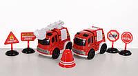 Набор пожарного транспорта nf.MY9002B, КОД: 1297601