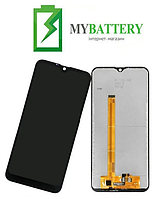 Дисплей (LCD) Doogee Y8C/ Doogee X90 с сенсором черный