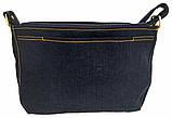Джинсовая сумка ФЛАГИ, фото 3