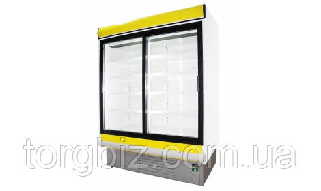 Холодильный регал Cold R 22 Р-DR LISBONA