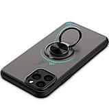 "TPU-PC чехол Deen Shadow Ring series для Apple iPhone 11 Pro (5.8""), фото 5"