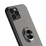 "TPU-PC чехол Deen Shadow Ring series для Apple iPhone 11 Pro (5.8""), фото 8"