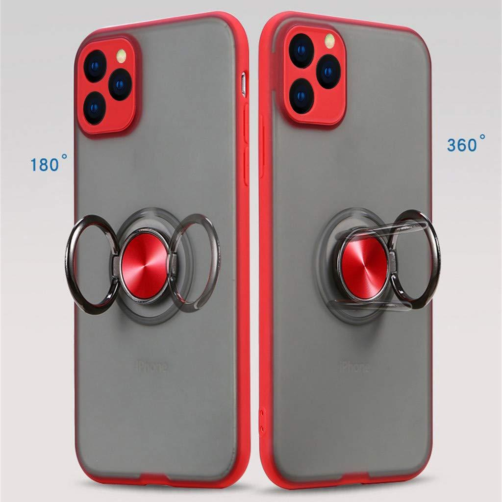 Deen Shadow Ring series для Apple iPhone 11 Pro Красный