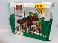 Вафлі в молочному шоколаді з горіховою начинкою Feiny Biscuits 92 г