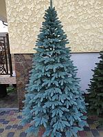 Искусственная елка Литая Премиум 2.50 м голубая, фото 1