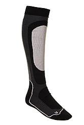 Шкарпетки лижні Ski Kniestrumpf 39-42 Black-Grey