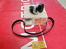 Комплект ремня генератора на Renault Megane III 1.5dCi (-AC) Renault (Original 117202339R)