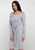 Романтичне плаття міді з приспущеними плечима Dandelion