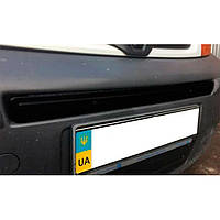 Flyplast Зимняя накладка на решетку радиатора Opel Vivaro I '01-06 средняя (глянцевая)