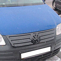 Flyplast Зимова накладка на решітку радіатора Volkswagen Caddy III '04-10 верхня (глянцева), фото 1