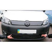 Flyplast Зимняя накладка на решетку радиатора Volkswagen Caddy III '10-15 нижняя (глянцевая), фото 1