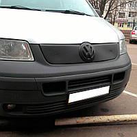 Flyplast Зимова накладка на решітку радіатора Volkswagen T5 '03-10 верхня (матова), фото 1