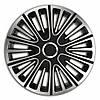 4 RACING Motion Silver&Black R13 КОВПАКИ ДЛЯ КОЛІС (Комплект 4 шт.)