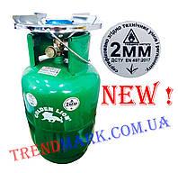 Газовий комплект GOLDEN LION RUDYY Rk-3 12 літрів 2.5 кВт