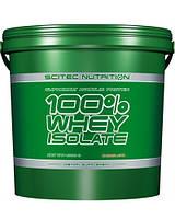 Протеин Scitec Nutrition 100% Whey Isolate (4 кг)