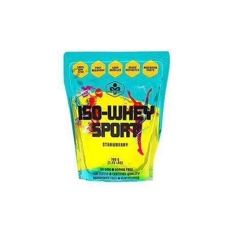 Протеины MUST Iso Whey Sport (700 г)