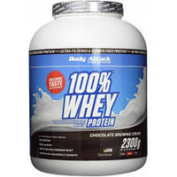 Протеин Body attack 100% Whey Protein (2300 г)