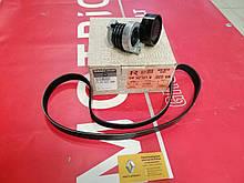 Комплект ремня генератора на Renault Captur 1.5dCi (-AC) Renault (Original 117202339R)