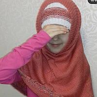 Химар, хиджаб детский теплый., фото 1